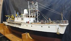 Calypso tugboat for sale